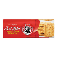 Bakers Red Label Lemon Cream Biscuits