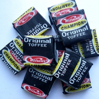 Wilsons Original Champion Toffees - 10 Pack