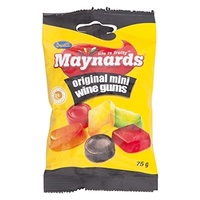 Maynards Original Wine Gums - 75g bag