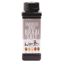 Walker Bay Spice Smoked BBQ Braai Salt (BB 09/08/19)