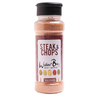 Walker Bay Spice Steak & Chops 120g Shaker (BB 15/09/19)