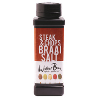 Walker Bay Spice Steak & Chops Braai Salt 300g