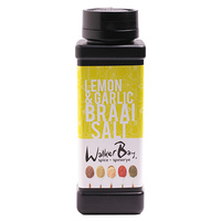 Walker Bay Spice Lemon & Garlic Braai Salt 300g