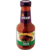 Steers Prego Sauce 375ml (BB 19/04/18)