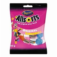Beacon Liquorice Allsorts Mini 150g