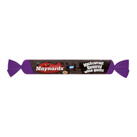 Maynards  Wine Gums Black Currant - Roll