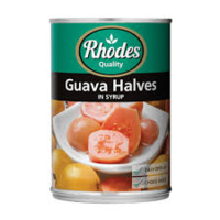 Rhodes Guava Halves in Syrup 410g
