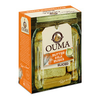 Ouma Buttermilk Rusks - Sliced 450g