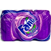 Fanta Grape 6 Pack