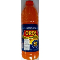 Brookes Oros Original Orange Squash 1 Litre