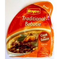 Royco Traditional Bobotie