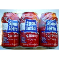 Sparletta Sparberry - 6 Pack