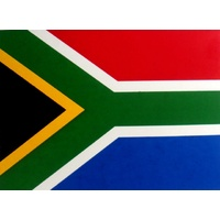 South African Flag - 90 x 150cm (3 x 5 ft)