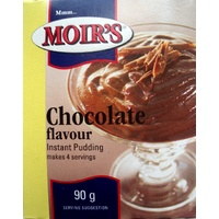 Moirs Chocolate Instant Pudding