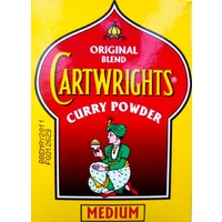 Cartwrights Medium Curry Powder 100g