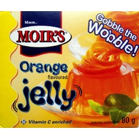 Moirs Orange Jelly 80g