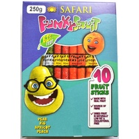 Safari Funky Fruit Sticks Pack Of 10