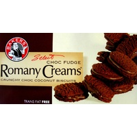 Bakers Romany Creams Chocolate Fudge 200g (BB 16/01/19)
