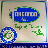 Tanganda Tea 100 Teabags (BB JULY 17)