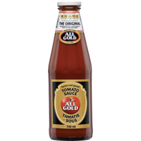 All Gold Tomato Sauce/ Tamatie Sous 700ml