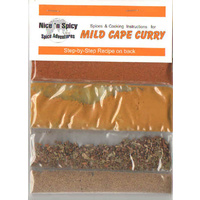 Nice 'n Spicy Mild Cape Curry