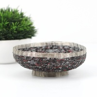 Wirechic Recycled Soft Drink Can Bowl (18X5.5 cm)