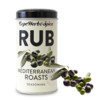 Cape Herb Mediterranean Roast Rub 100g