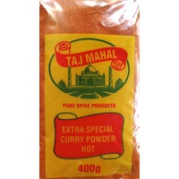 Taj Mahal Hot Curry Spice 400g