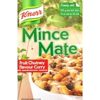 Knorr Mince Mate Fruit Chutney Flavour Curry