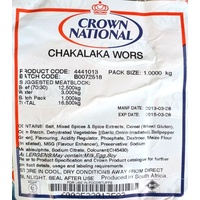 Crown National Chakalaka Wors 1kg