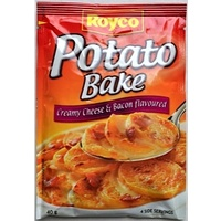 Royco Potato Bake - Creamy Cheese & Bacon Flavoured
