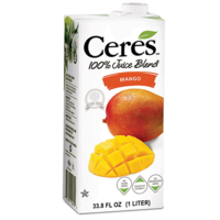 Ceres Mango Magic Juice 1L