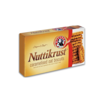 Bakers Nuttikrust Caramelised Oat Biscuits (BB 20/12/2018)
