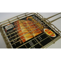 Home Leisure Sandwich Braai Grid