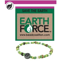 Bead Coalition Bracelet: Save The Earth
