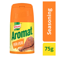 Aromat Peri Peri 75g (BB 8 April 18)