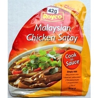 Royco Malay Chicken Satay Cooking Sauce (BB 23/07/16)