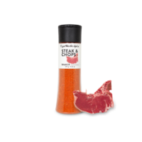Cape Herb & Spice Steak & Chops Shaker Seasoning 270g