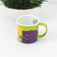 Lumela Enamel Mug Medium [Colour: Green]