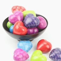 Kisii Soap Stone Heart (7cm) - Single