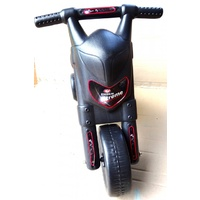 Toy Ride On Bikes Black Scooter Extreme Enjo