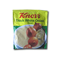 Knorr Thick White Onion Soup