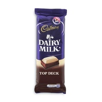 Cadbury Top Deck Bar 80g