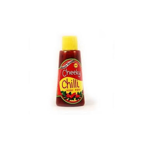 Cheeky Chilli Peri-Peri Sauce, 200ml