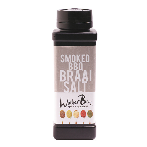 Walker Bay Spice Smoked BBQ Braai Salt (Bb 16/10/17)