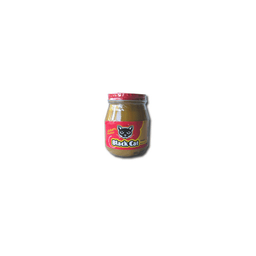 Black Cat Peanut Butter - Smooth 400g