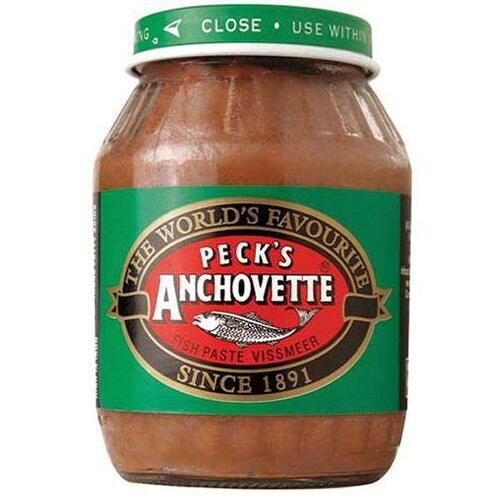 Pecks Anchovette Paste 125g