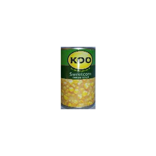 Koo Cream Style Sweetcorn