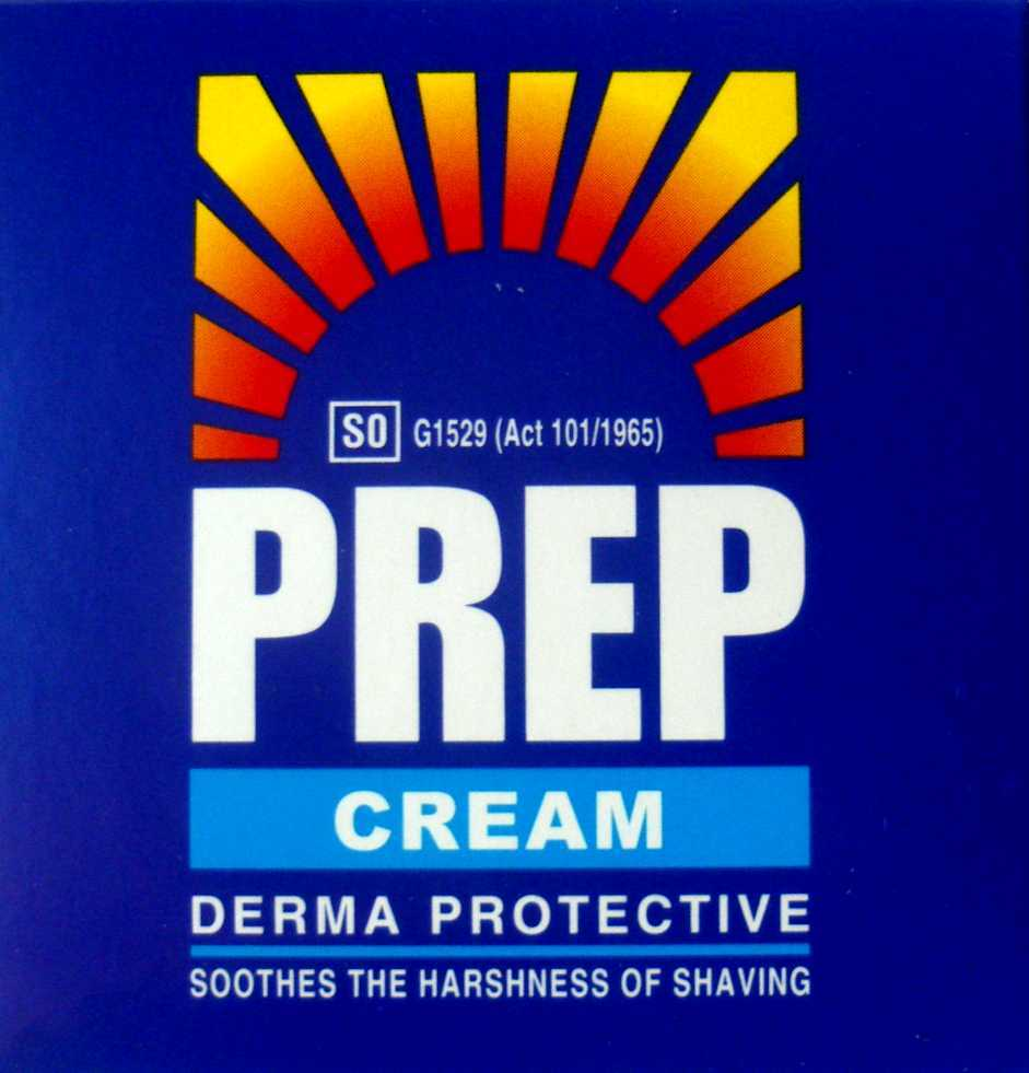 Prep Shaving Cream 100g Jar