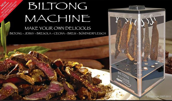 Biltong Machine (Bar Top Model)